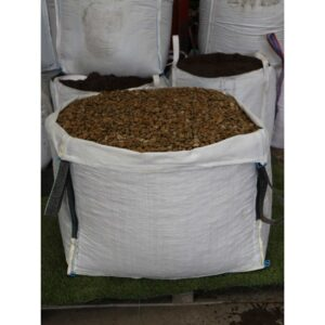 10mm Premium Gold Decorative Stone - Bulk Bag