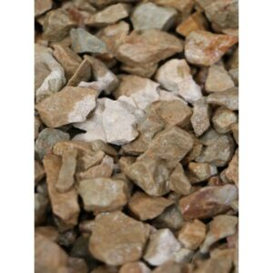 14mm Premium Gold Decorative Stone - 25kg