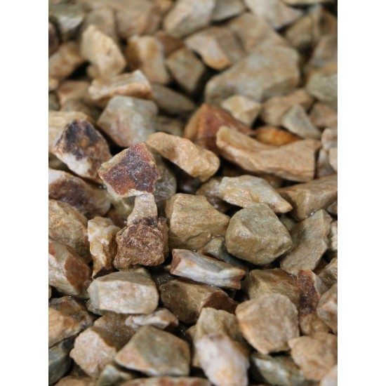 14mm Premium Gold Decorative Stone - Bulk Bag