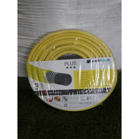 25M Yellow Garden Hose