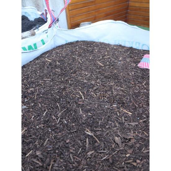 Bark Mulch - Mini Chip Bulk Bag