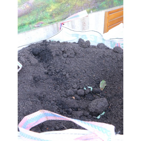 Organic Compost Mulch -Bulk Bag